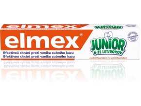 Elmex junior pasta 75ml