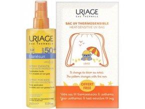 URIAGE BARIESUN Spray Kid SPF50 200ml+taška