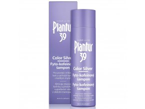 plantur39 color silver fyto kofeinovy sampon 250 ml