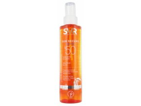 svr sun secure dry oil spf50 200ml