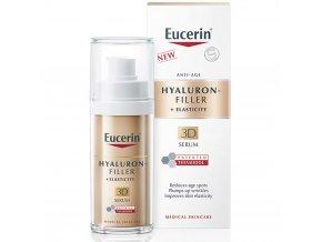 eucerin hyaluron filler elasticity 3d serum 30 ml
