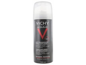 vichy men triple deodorant