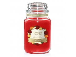 yankee candle be thankful 623g