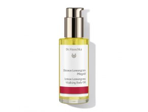 dr hauschka lemon lemongrass vitalising body oil 01 429000306