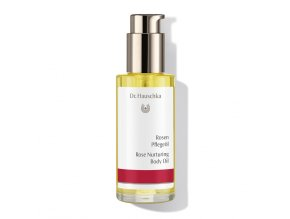 dr hauschka rose nurturing body oil 01 429000322