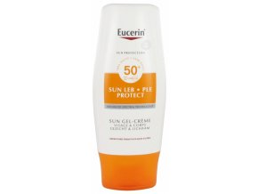 Eucerin sun protect leb allergy gel krém 150ml