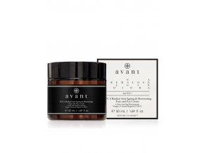 rna radical anti ageing retexturing face and eye cream