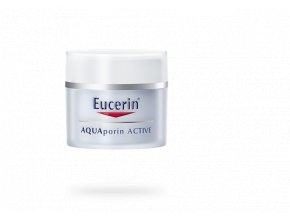 69779 PS EUCERIN INT Aquaporin product header Day Normal Mixed Skin