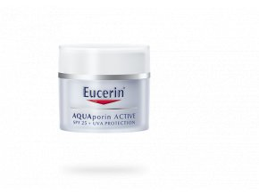 69781 PS EUCERIN INT Aquaporin product header Day SPF 25