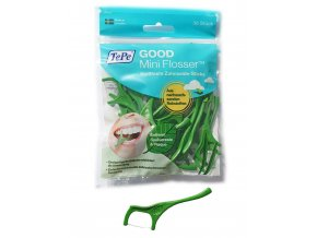 velky tepe mini flosser good meciky s niti 36 ks