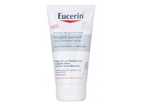 eucerin atopicontrol krem na ruce pro suchou az atopickou pokozku 14