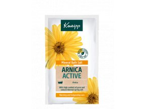 sul do koupele kneipp arnica active 60g