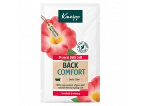 sul do koupele kneipp back comfort 60g