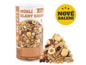 Pečený mixit slaný karamel
