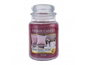 yankee candle home sweet home 623g
