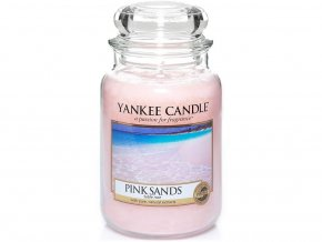 ankee candle pink sands velka