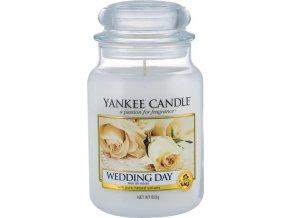 vonna svicka yankee candle wedding day 623 ml