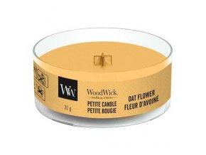 WoodWick oat flower petite svicka