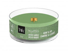 woodwick hemp ivy petitka