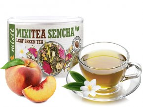 Mixitea Zelený čaj Senza Broskev