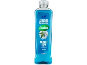 RADOX Muscle Soak pěna do koupele 500 ml