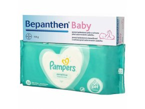 bepanthen baby mast 100g pampers ubrousky 52ks 2306462 350x350 fit