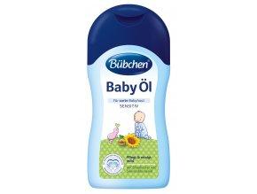 Bubchen olej 400ml