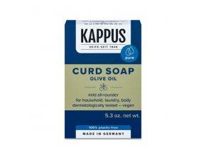 kappus koupelové mýdlo oliva