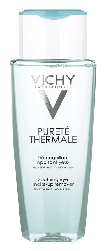 VICHY Pureté Thermale Zklidňující odličovač očí 150 ml