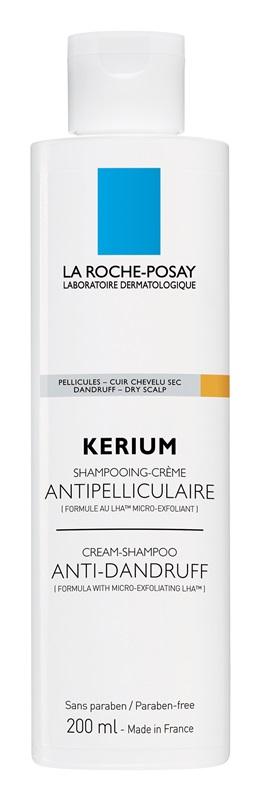 La Roche-Posay Kerium šampon proti suchým lupům 200ml