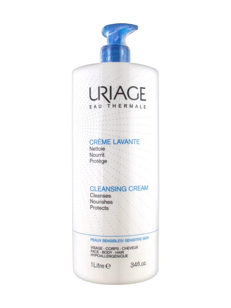 Uriage Hygiène vyživující čisticí krém 1000ml