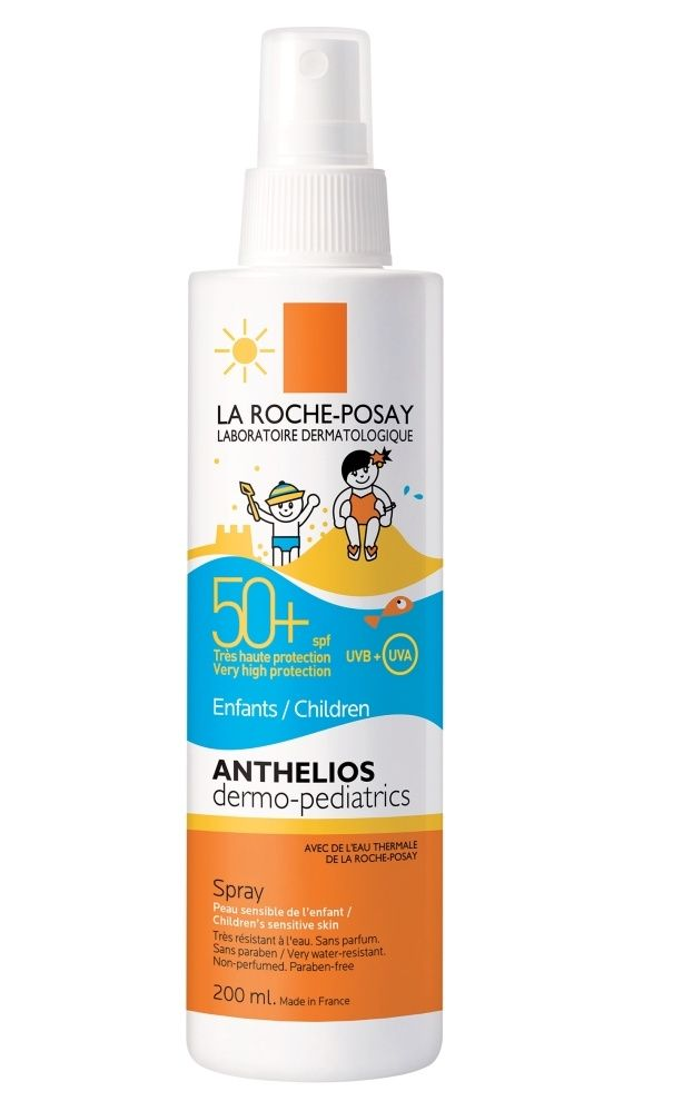 LA ROCHE-POSAY Anthelios Dermo-pediatrics SPF50+ sprej 200ml