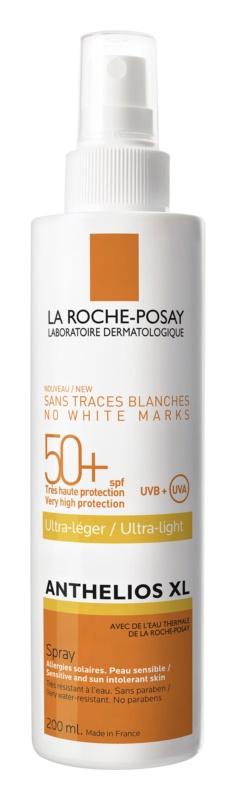 La Roche-Posay Anthelios XL ultra lehký spray SPF50+ 200ml