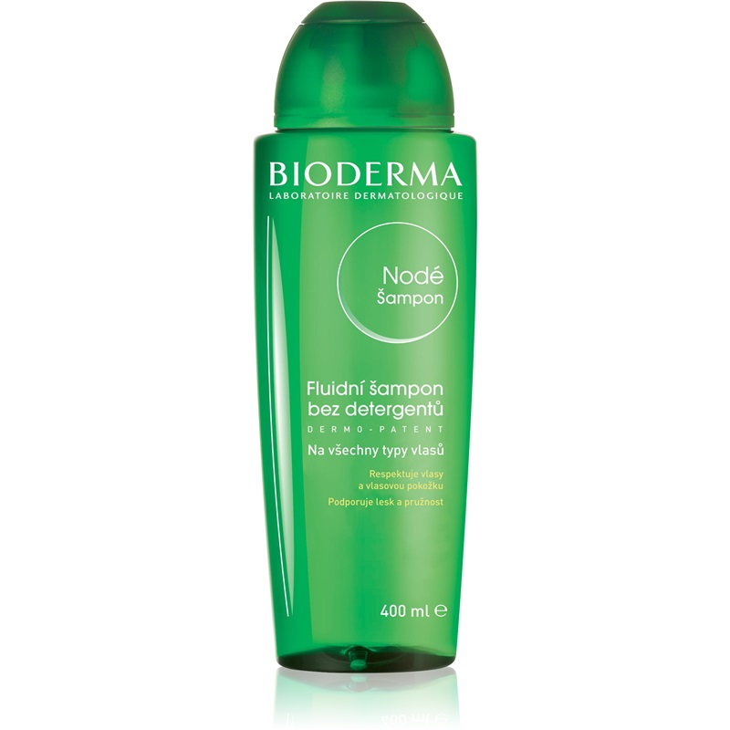 BIODERMA Nodé Fluide šampon 400 ml