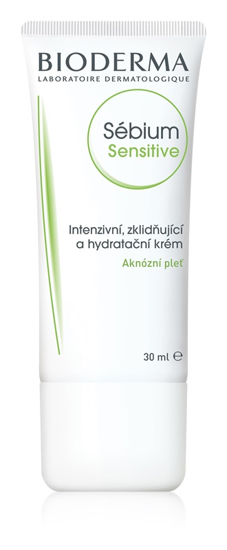 BIODERMA Sébium Sensitive krém 30ml