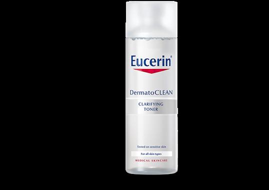 EUCERIN DermatoClean čisticí pleťová voda 200ml