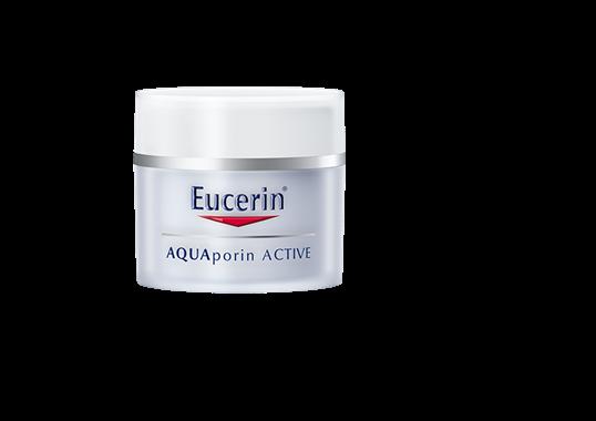 EUCERIN Aquaporin Active intenzivní hydratační krém pro normální až smíšenou pleť 50ml