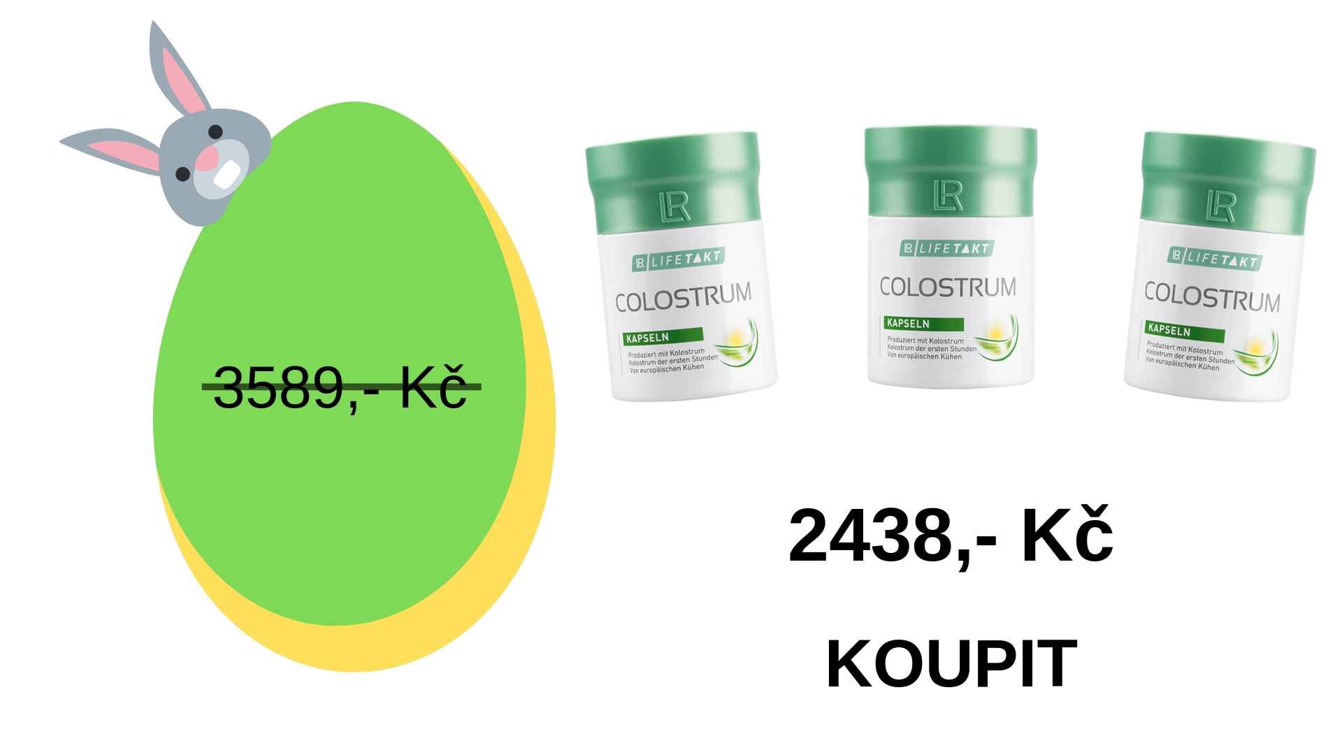 colostrum kapsle