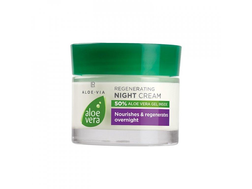 Aloe Vera Regenerační Noční Krém 50 ml