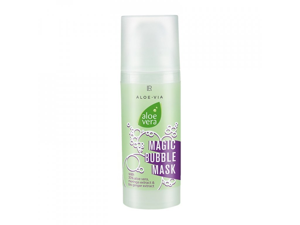 Aloe Vera Magic Bubble Mask 50 ml