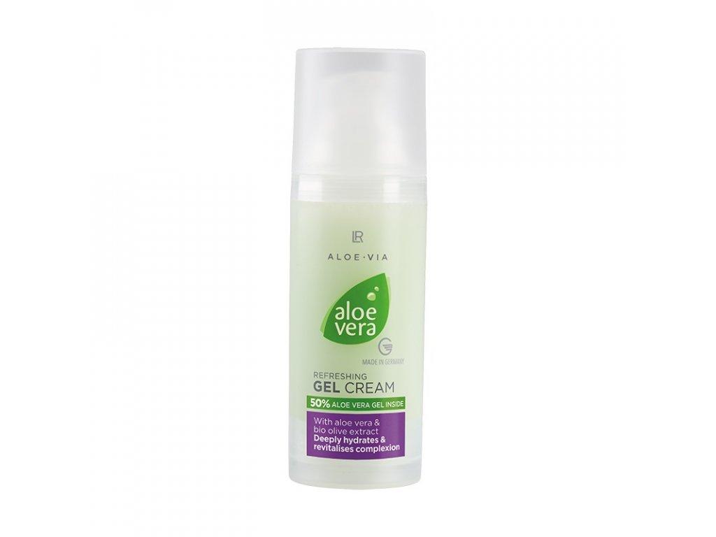 Aloe Vera Hydratační krémový gel 50 ml