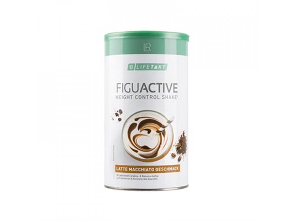 LR LIFETAKT Figu Active Koktejl Latte-Macchiato 450 g