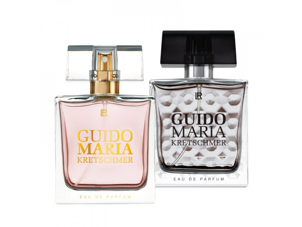 Guido Maria Kretschmer Parfémovaná série 50 ml