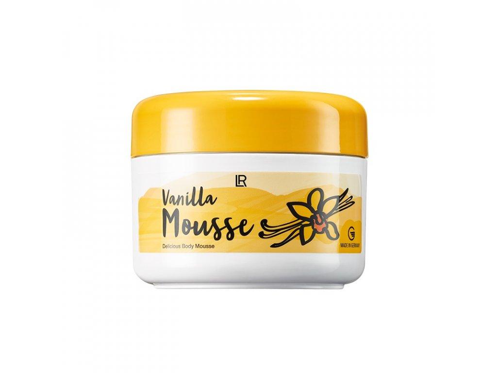 Vanilla Mousse Tělový gelový krém 200 ml
