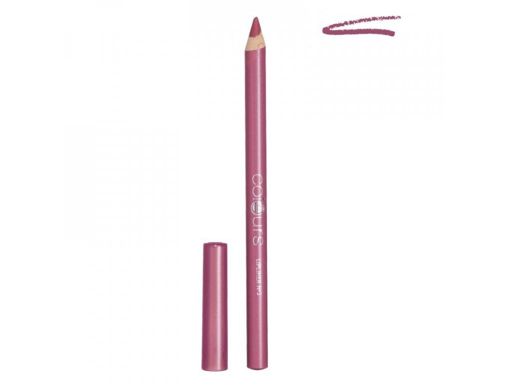 Colours Konturovací tužka (odstín Juicy Rose) 1,16 g