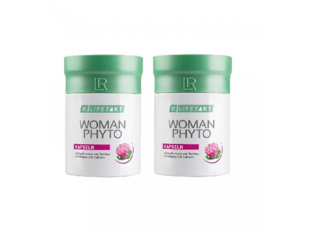 LR LIFETAKT Women Phyto Kapsle Série 2 ks 2 x 90 kapslí / 46,8 g