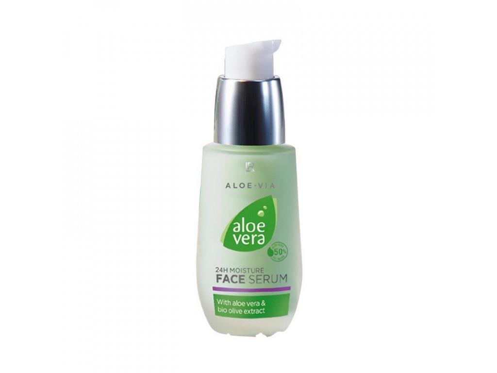 Aloe Vera 24h Hydratační sérum 30 ml