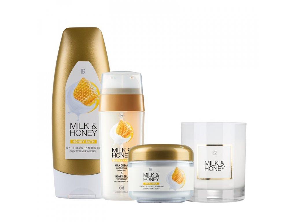 Milk & Honey Série