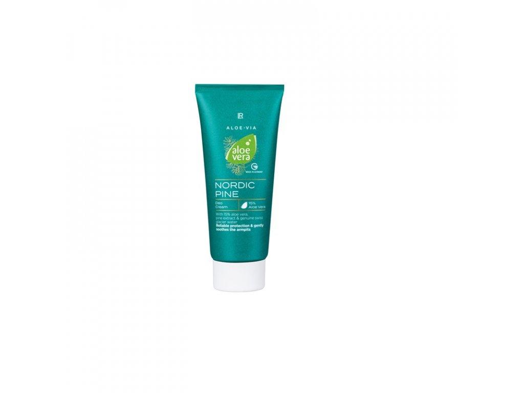 Aloe Vera Nordic Pine Krémový deodorant 50 ml