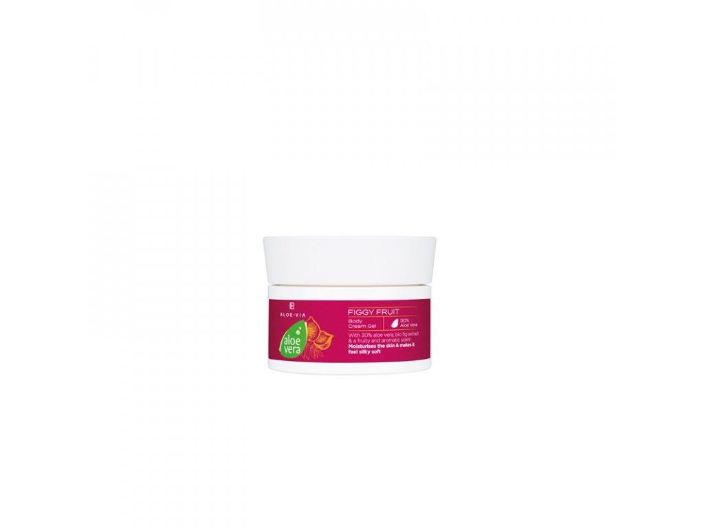Aloe Vera Tělový krémový gel s fíky 200 ml